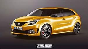 X Tomi Design Suzuki Swift Sport