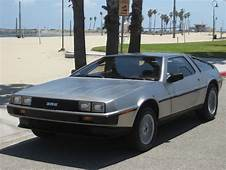 1981 Delorean DMC 12  British Car LA