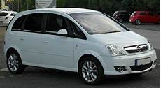 File Opel Meriva A 1 8 Cosmo Facelift Front 1 20100716 Jpg