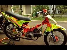 Motor R Modifikasi by Motor Trend Modifikasi Modifikasi Motor Kawasaki