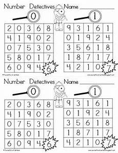letter detective worksheets free 23066 number detectives printable 0 9 number searches printable numbers detective numbers