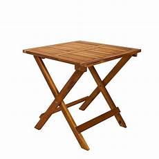 Gartentisch Klappbar Holz - gartentisch holz klappbar klapptisch tisch balkontisch