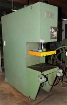 industrielle werkzeuge bandpresse gebraucht