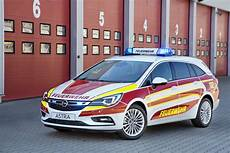 astra sports tourer joins opel s emergency vehicle family