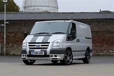 Ford Transit Sport - new ford transit sportvan special edition released