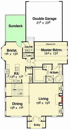 empty nesters house plans plan 92010vs empty nester cottage house plan cottage