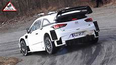 Test Day Loeb Pre Rallye Monte Carlo 2019 Hyundai Wrc