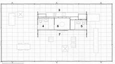farnsworth house plan mies van der rohe floor plans google search with images