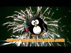 silvestergr 252 223 e lustig mit betrunkenem pinguin