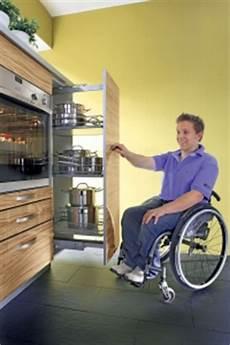 Rollstuhl Für Wohnung by Barrierefreie K 252 Che Umbau Und Neubau Stiftung Myhandicap