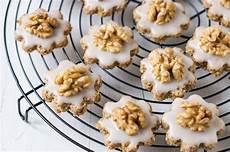 weihnachtsplätzchen rezepte einfach swiss walnut cookies eat bird