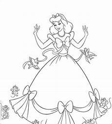 Malvorlagen Cinderella House Ausmalbilder Cinderella Ausmalbilder