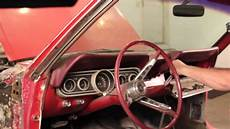 how remove dash on a how to remove dash on 1966 mustang youtube