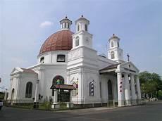 Kasih Kekal Gereja Gereja Bersejarah Di Indonesia