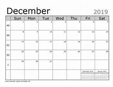 free holidays and observances in december 2019 calendar