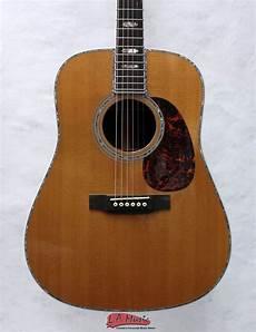 Martin Guitars D 45 Dreadnought Acoustic Guitar Reverb