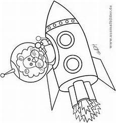 Malvorlagen Rakete Weltraum Adventure Planet Ausmalbild 03 Astronauten