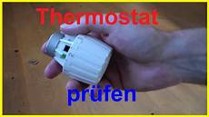 thermostat heizung defekt thermostat defekt pr 252 fen thermostat 252 berpr 252 fen