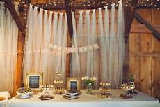 using tulle in many wedding decoration ideas wedding