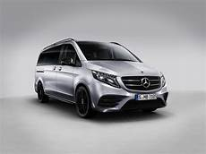 mercedes v class edition arrives with amg