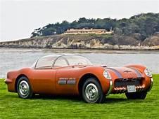 FAB WHEELS DIGEST FWD 1954 Pontiac Bonneville