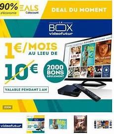 bonne affaire gratuit bonne affaire la box futur 224 12 euros pour un an