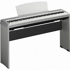 Yamaha P95 88 Key Digital Piano With L85 Stand Music123
