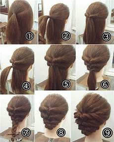 easy hairstyles for short hair step by step step by step from wedding hairstyles for kids step