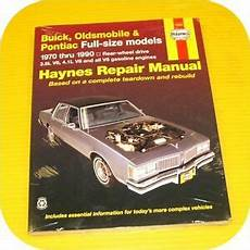 book repair manual 1988 buick skylark electronic valve timing repair manual book buick estate electra lesabre limited ebay