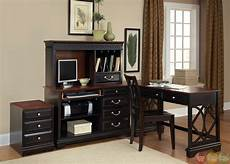 l shaped home office furniture st ives traditional l shaped home office furniture set