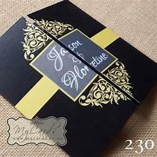 black white and yellow wedding invitations black and yellow flourish gatefold wedding invitation