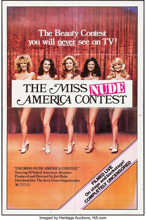 Miss Nude World Competition