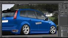 ford c max tuning photoshop