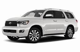 2018 Toyota Sequoia  Price Photos Reviews & Features
