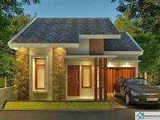 Desain Rumah Minimalis Modern 1 Dan 2 Lantai 2017 Contoh