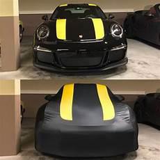 this 2017 porsche 911 r car cover is the best autoevolution