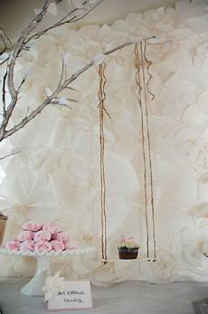 paper wedding easy diy paper backdrops