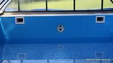 tipps anleitung einbauteile im pool einbauen pool
