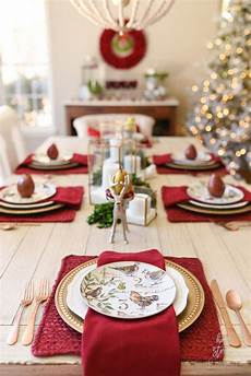 Place Decorations by How To Set An Informal Table 12 Days Of Table
