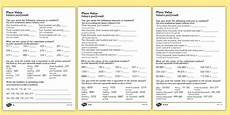 place value worksheets differentiated 5071 place value worksheet differentiated translation
