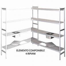 scaffali alluminio scaffale in alluminio anodizzato elemento componibile