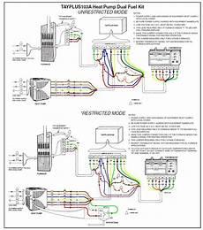 goodman heat pump low voltage wiring diagram free wiring diagram