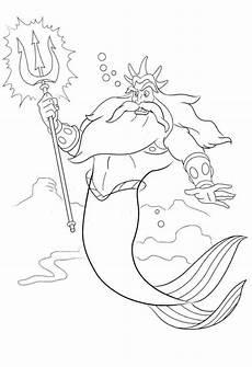 Meerjungfrau Malvorlagen Gratis Ausmalbilder Zum Ausdrucken Gratis Malvorlagen Arielle