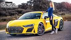 Audi R8 Facelift - 2019 audi r8 facelift erste fahrt launch