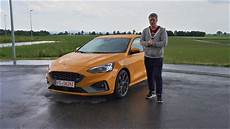 Ford Focus St 0 100 - 2019 ford focus st 280 ps review test fahrbericht 0
