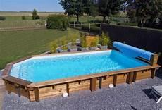 La Piscine Hors Sol En Bois La Sp 233 Cialit 233 De Wood Pool