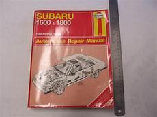 hayes auto repair manual 1990 subaru xt windshield 1980 1989 automotive repair manual subaru 1600 1800 green bay propeller marine llc