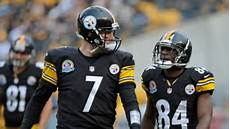 our 2 centalones ben roethlisberger the bad attitude ben roethlisberger admits calling out antonio brown
