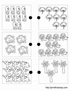 sets worksheets for preschoolers joining the matching sets free printable preschool math