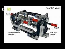 lego 8 speed sequential truck transmission